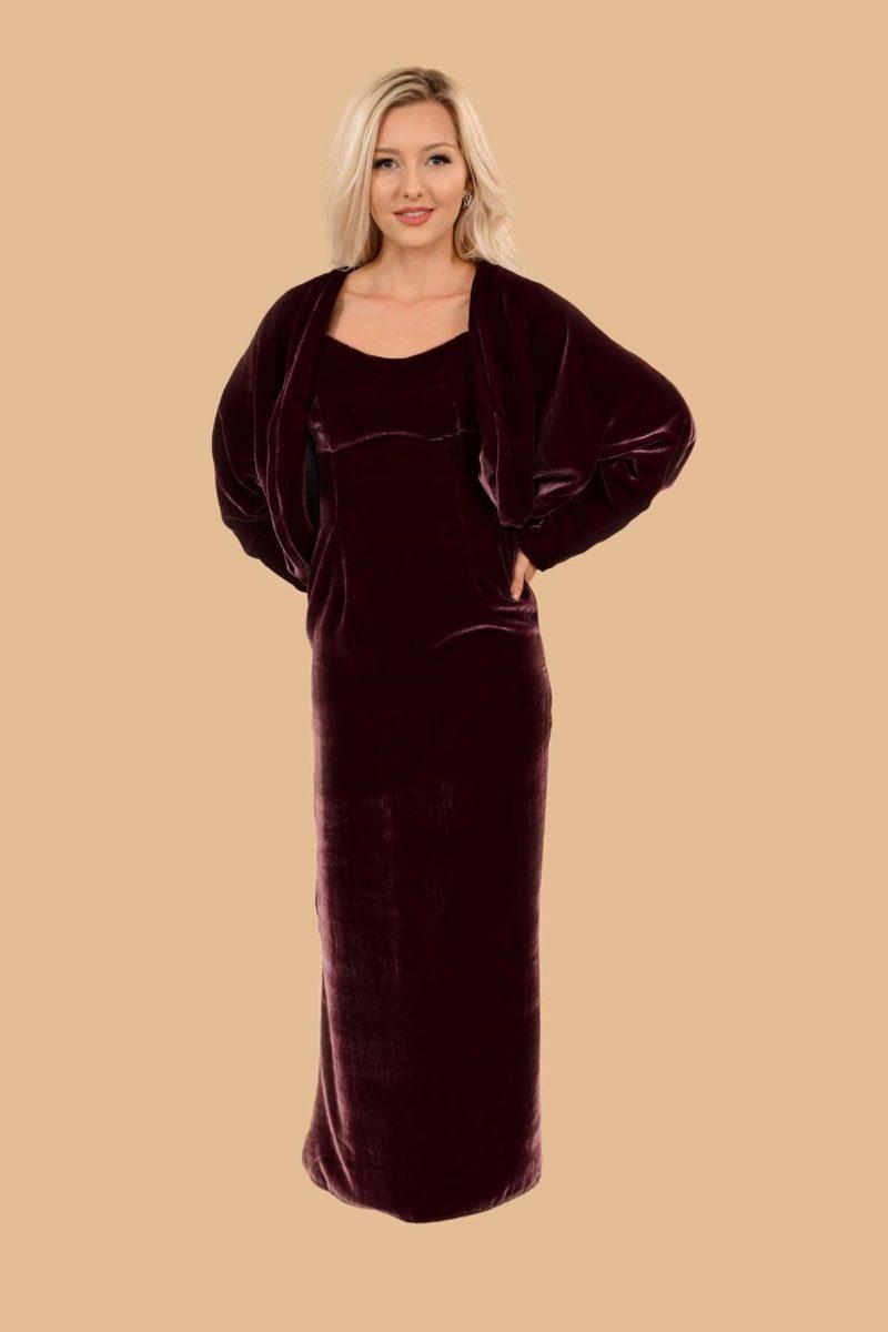 Joan Batwing Bolero Jacket